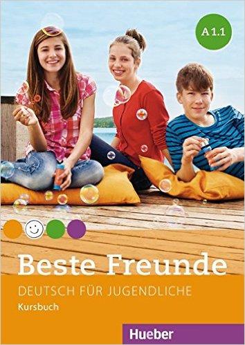 Beste Freunde A1/1: Deutsch für Jugendliche.DaF / Kursbuch (แบบเรียน)