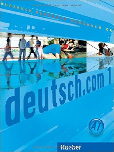 deutsch.com 1: DaF/ Kursbuch mit Audio-CD zum Kursbuch (แบบเรียน)