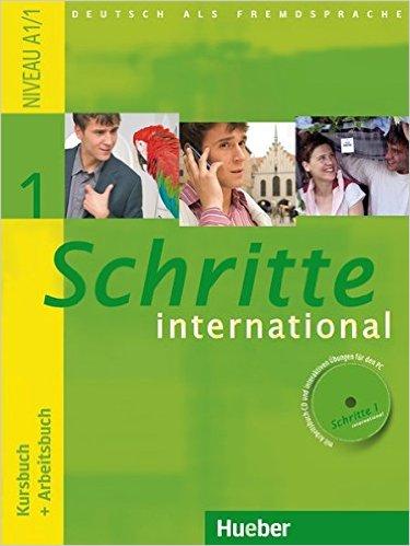 Schritte International 1 KB +AB CD zum AB (ฟรี ! คำศัพท์ประกอบหนังสือเรียน ไทย - เยอรมัน)