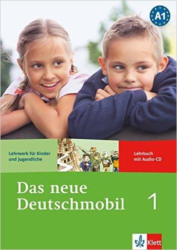 ชุด Das neue Deutschmobil: Lehrbuch mit Audio-CD + Arbeitsbuch