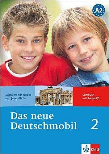 ชุด Das neue Deutschmobil: Lehrbuch mit Audio-CD + Arbeitsbuch (แบบเรียน+แบบฝึกหัด)