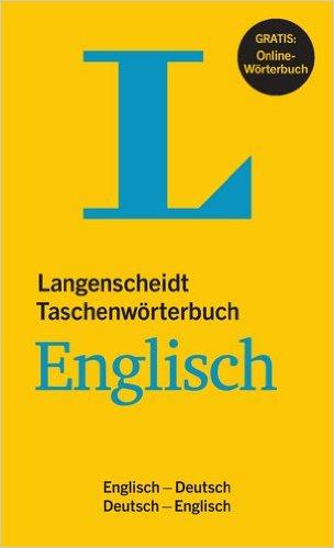 Langenscheidt Taschenwörterbuch: Englisch-Deutsch/Deutsch-Englisch (พจนานุกรมฉบับพกพา อังกฤษ-เยอรมัน/เยอรมัน-อังกฤษ)