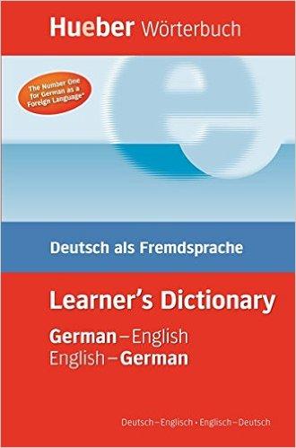 Hueber Wörterbuch Learner's Dictionary: DaF (พจนานุกรมเยอรมัน - อังกฤษ/อังกฤษ - เยอรมัน)