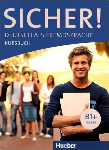 ชุด Sicher! B1+: DaF / KB + AB (แบบเรียน+แบบฝึกหัด+ซีดี)