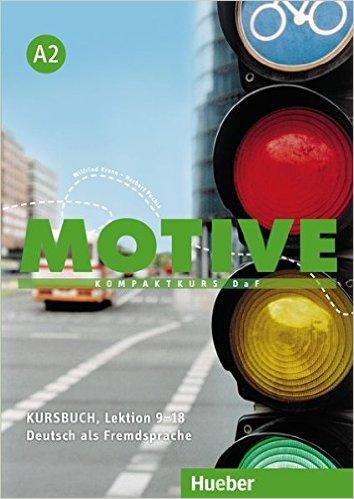 ชุด Motive A2: Kompaktkurs DaF/KB+AB, Lektion 9–18 (แบบเรียน+แบบฝึกหัด)