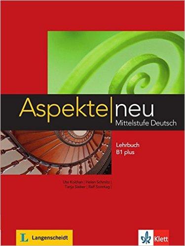 ชุด Aspekte neu B1 plus: KB+AB (แบบเรียน + แบบฝึกหัด)