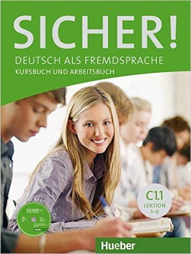ชุด Sicher! C1/1 C1/2: DaF (แบบเรียน + แบบฝึกหัด)