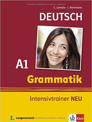 Grammatik Intensivtrainer NEU A1 (ไวยากรณ์ภาษาเยอรมันระดับ A1)