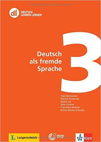 DLL 03: Deutsch als fremde Sprache: Buch mit DVD (dll - deutsch lehren lernen)