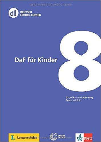 DLL 08: DaF für Kinder: Buch mit DVD