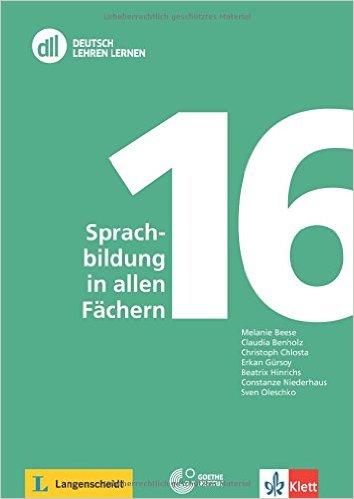 DLL 16: Sprachbildung in allen Fächern: Buch mit DVD