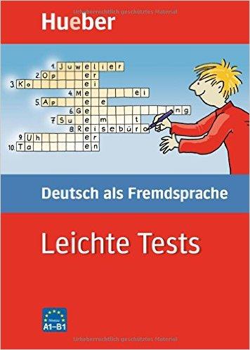 Leichte Tests, Deutsch als Fremdsprache (ครอสเวิร์ดภาษาเยอรมัน ระดับ A1 - B1)