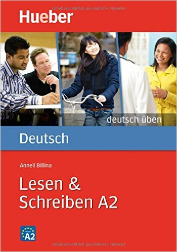Lesen & Schreiben A2 (แบบฝึกหัด อ่าน และเขียน ระดับ A2)
