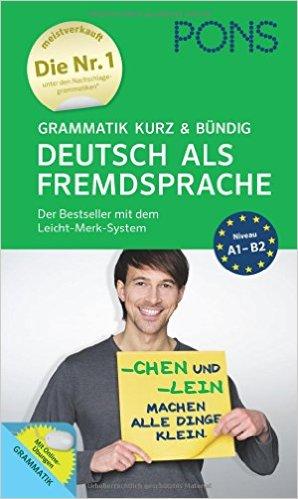 PONS Grammatik kurz und bündig  (แกรมม่าฉบับพกพา)