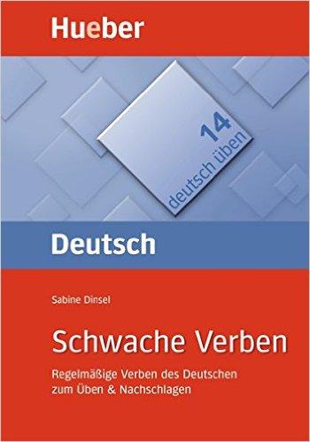 Schwache Verben: Regelmäßige Verben (แบบฝึกหัดไวยากรณ์: กริยาผันตามกฎ)