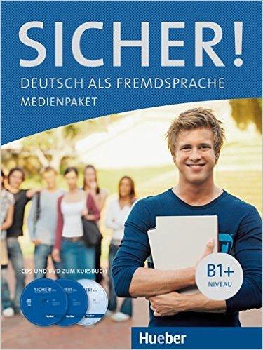 Sicher ! B1+ MEDIENPAKET: 1 DVD und 2 CDs